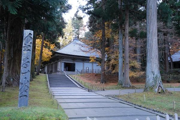 世界遺産欧州平泉の金色堂の写真