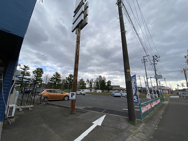 クラシックゲートの駐車場の写真